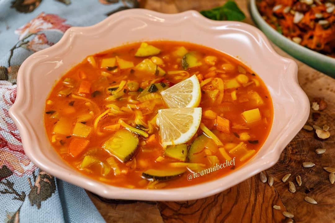 харира-марокканский суп
