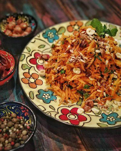 салат марокканские напевы
